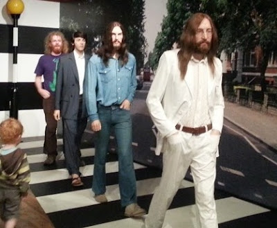 The Beatles Madame Tussauds