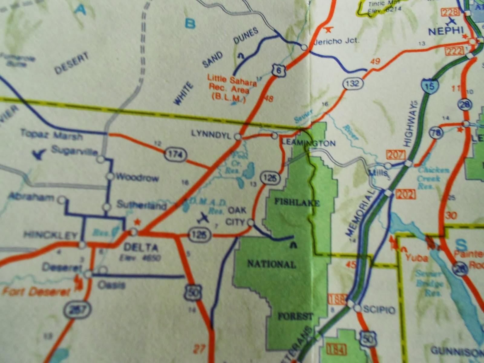The Mystery Of Utah History: Utah\'s Oak City Almost Became \'Los ...