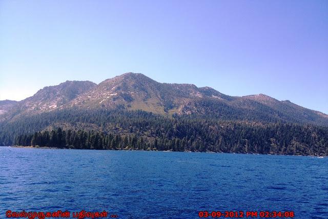 Largest freshwater lake in USA