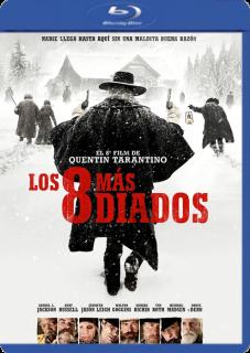 Los Ocho Más Odiados (2015) DVDRip Latino