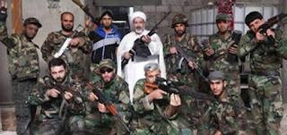 Militer Syiah Suriah dan Iran Buka Operasi Militer di Wilayah Gurun
