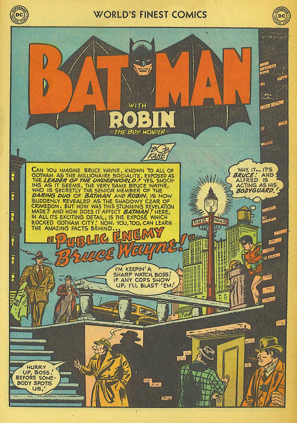 Read online World's Finest Comics comic -  Issue #57 - 53