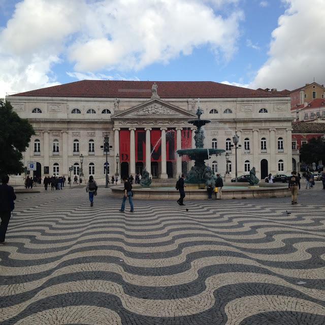 Teatro, Lisbon