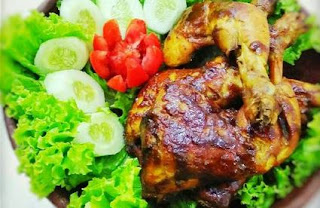 Resep Membuat Ayam Bakar Manis Sederhana Gurih