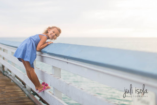 Juli Isola Photography ~ San Clemente Beach Photographer: That Happy Face