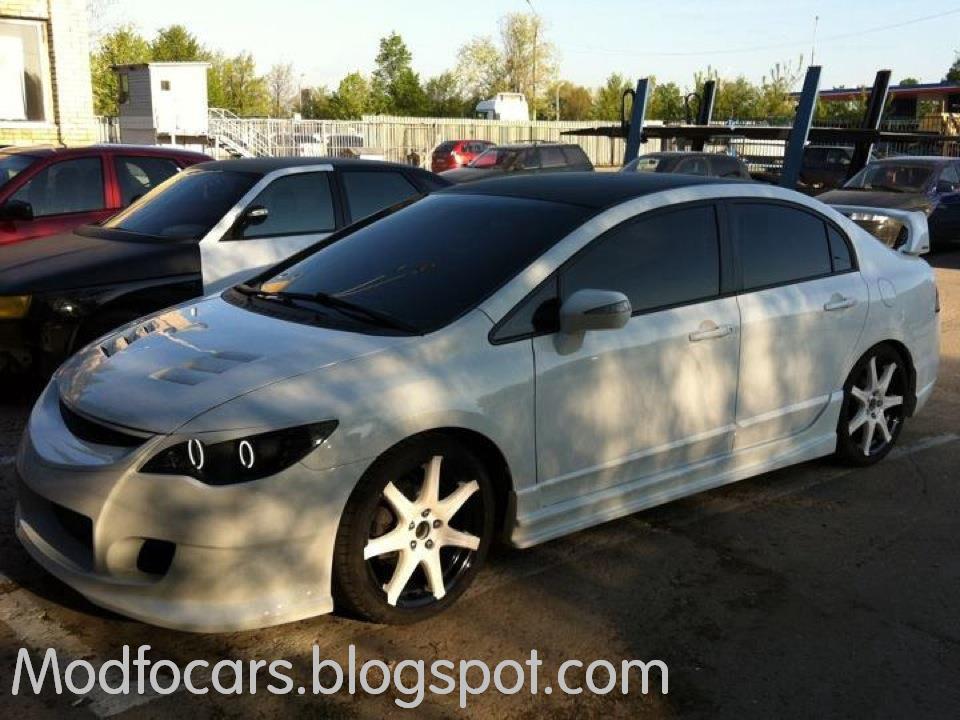 Extreme Modified Honda Civic Reborn