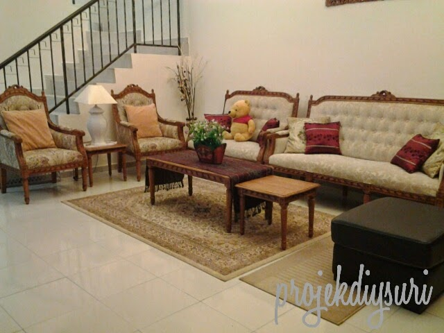 It S All About Do Yourself My Living Room Area Ruang Tamu