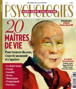 Psychologies Hors-Série Décembre 2016 - Janvier 2017