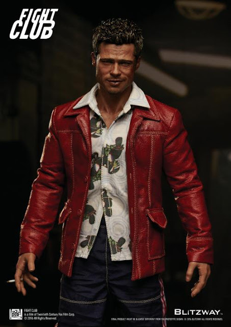 brad pitt fight club buzz cut - photo #29
