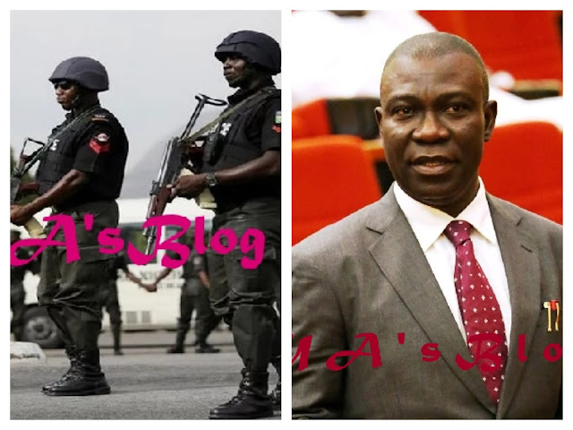 We're Not Aware Of Any Attempt On Ekweremadu's Life — Police