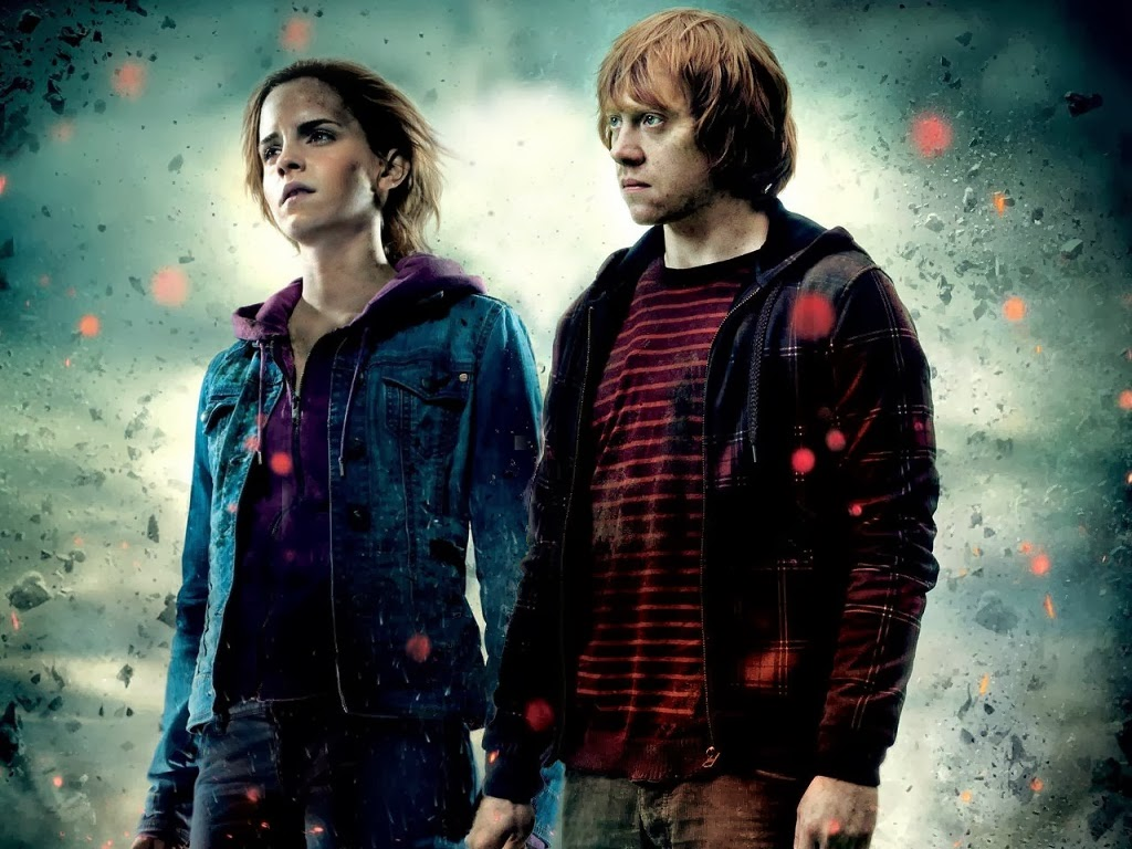 couple rogue hermione