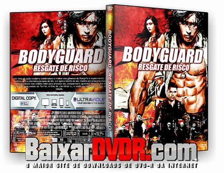 Bodyguard – Resgate De Risco (2017) DVD-R Oficial