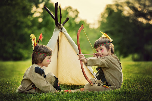Native American Games for kids and adults