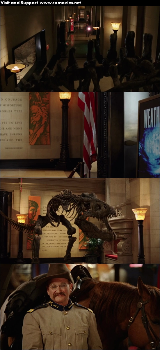 Night At The Museum 2006 Dual Audio Hindi 720p BluRay