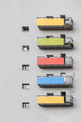 Mieszkanie w bloku to czasami plus