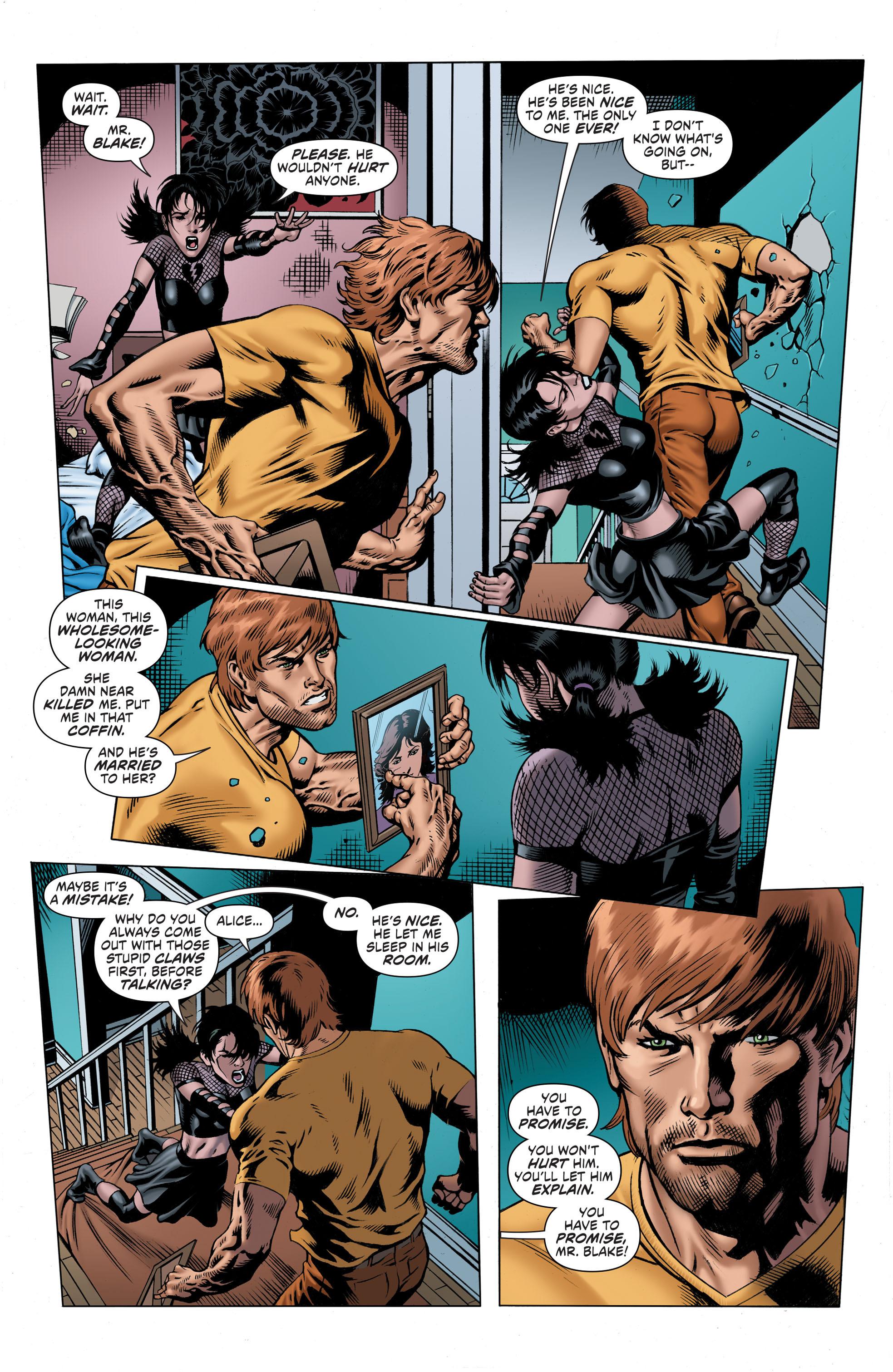 Read online Secret Six (2015) comic -  Issue #5 - 8
