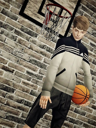 My Sims 3 Blog Basketball Poses by Siosims