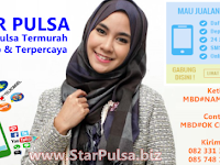 Voucher Megaxus Via Pulsa
