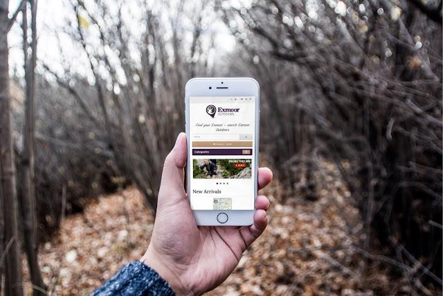 Exmoor Outdoors on mobile