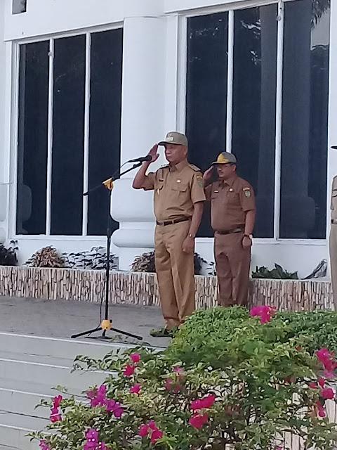 Wakil Bupati Asahan Surya BSc