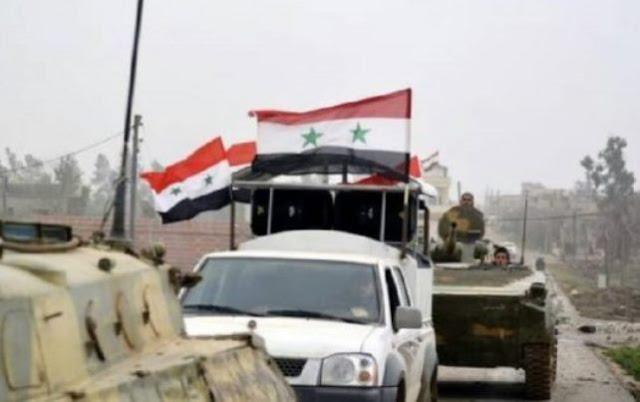 حالة من الترقب في الجنوب السوري مع وصول تعزيزات عسكرية للجيش.؟