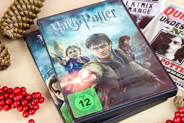 Harry Potter Dvd, Harry Potter, Potterhead, Filmblogger, 1000 Fragen an mich selbst
