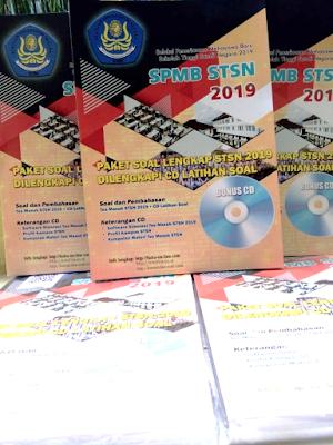 Download Soal STSN 2019