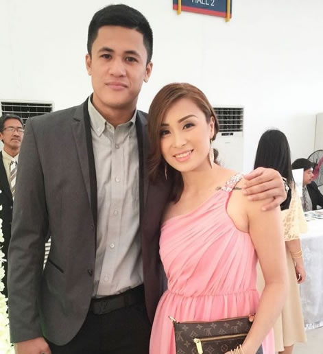 Top 10 Photos of Jericho Cruz Beautiful Wifey Mosh Carlos Cruz