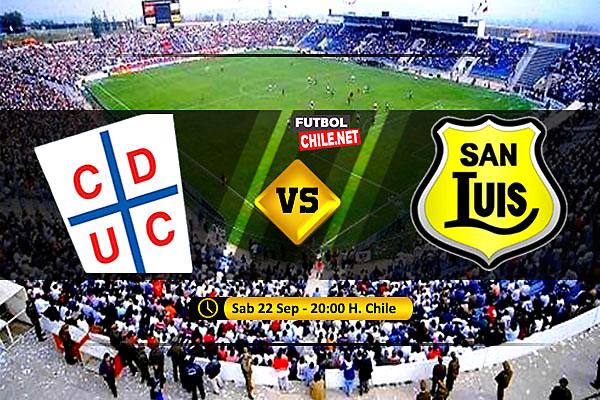 PREVIA: Universidad Católica vs San Luis