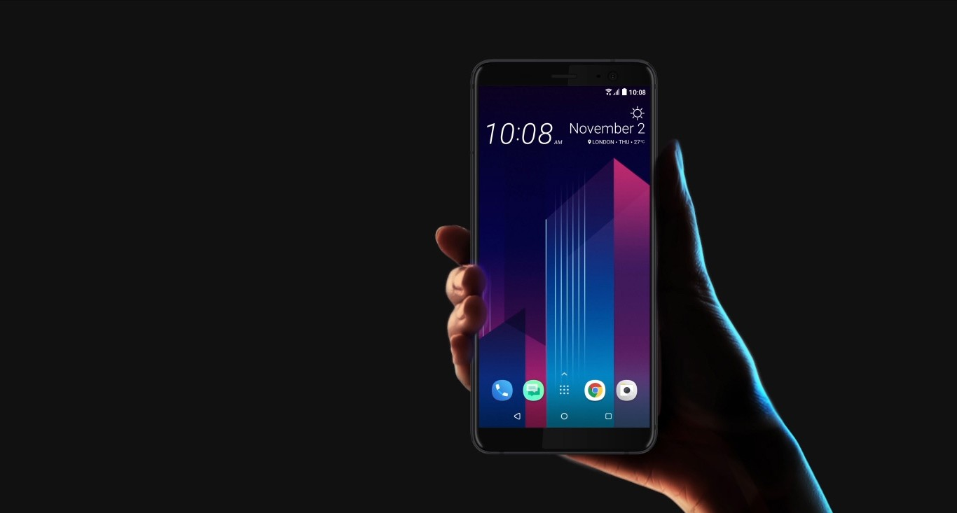 Best Android Gaming Phones For 2018 - HTC U11 Plus