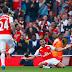 Com inicio avassalador, Arsenal atropela o Manchester United