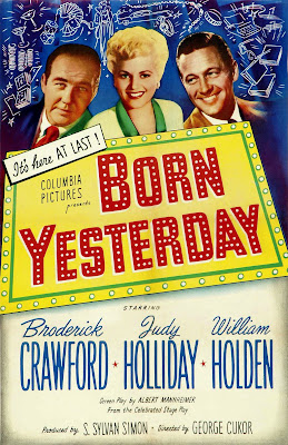 Born Yesterday - Film Poster