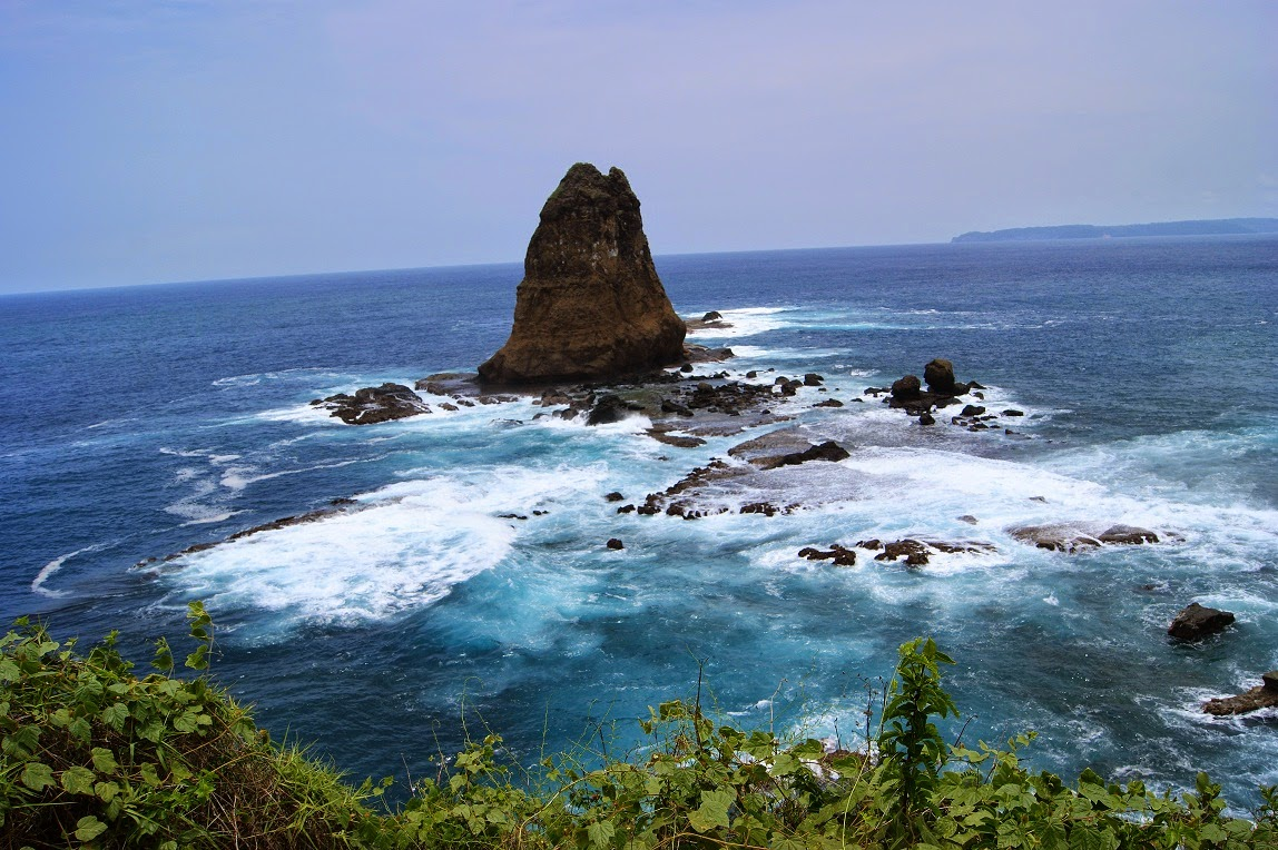 Pantai Papuma - Wisata Pantai Jember Jawa Timur