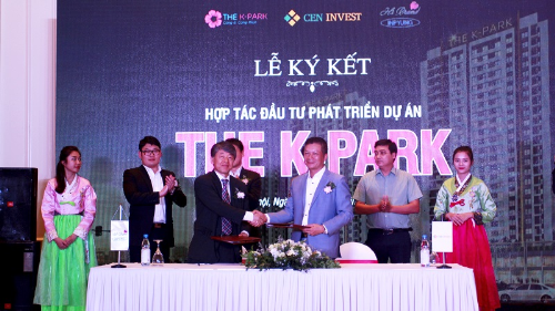 Đôi nét về chủ đầu tư Chung cư The K-Park