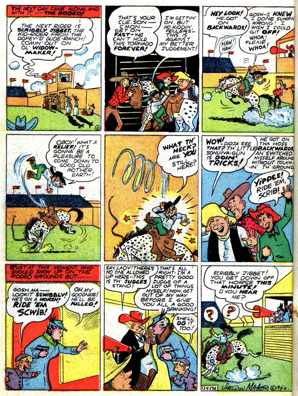 Read online All-American Comics (1939) comic -  Issue #15 - 30