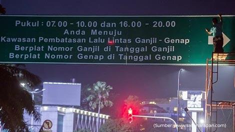 3 Aturan Ini Jika Ingin Melewati Ruas Tol Jakarta-Cikampek