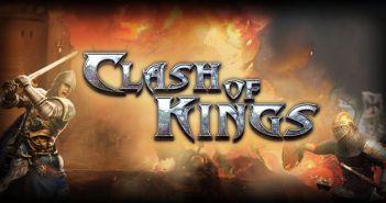 تحميل لعبة Clash Of King مهكرة للأندرويد
