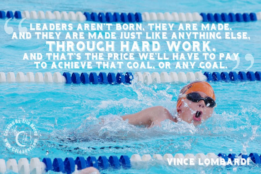 The C4Leader Blog: Quote of the Week - Vince Lombardi