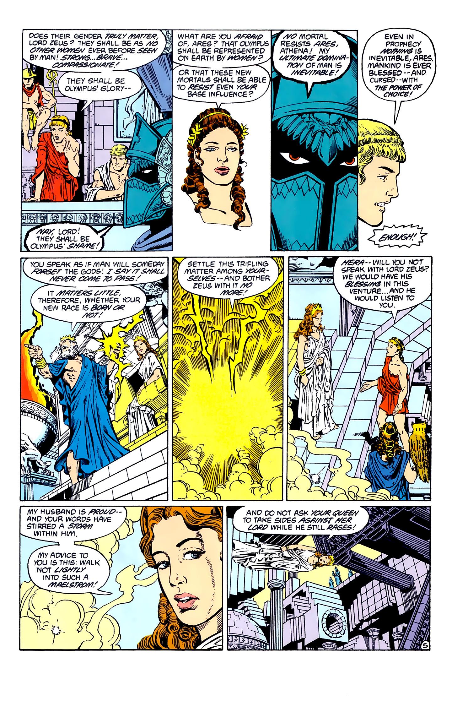 Read online Wonder Woman (1987) comic -  Issue #1 - 7