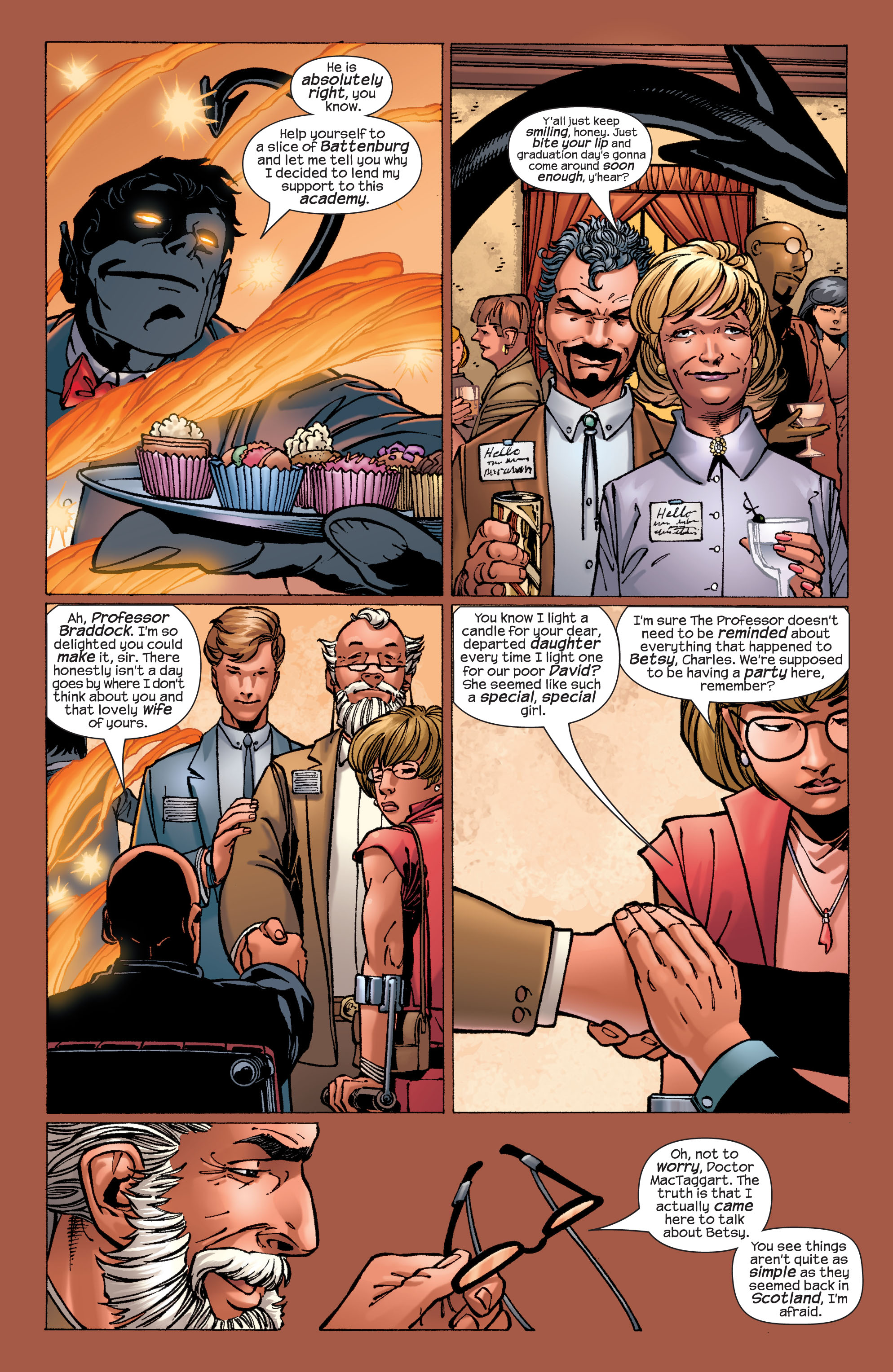 Read online Ultimate X-Men comic -  Issue #32 - 14