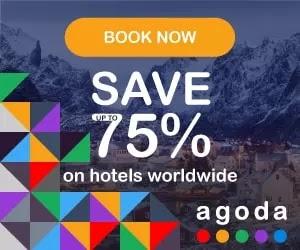 كوبون خصم بقيمة تصل الى 100 دولار على الفنادق مع Agoda