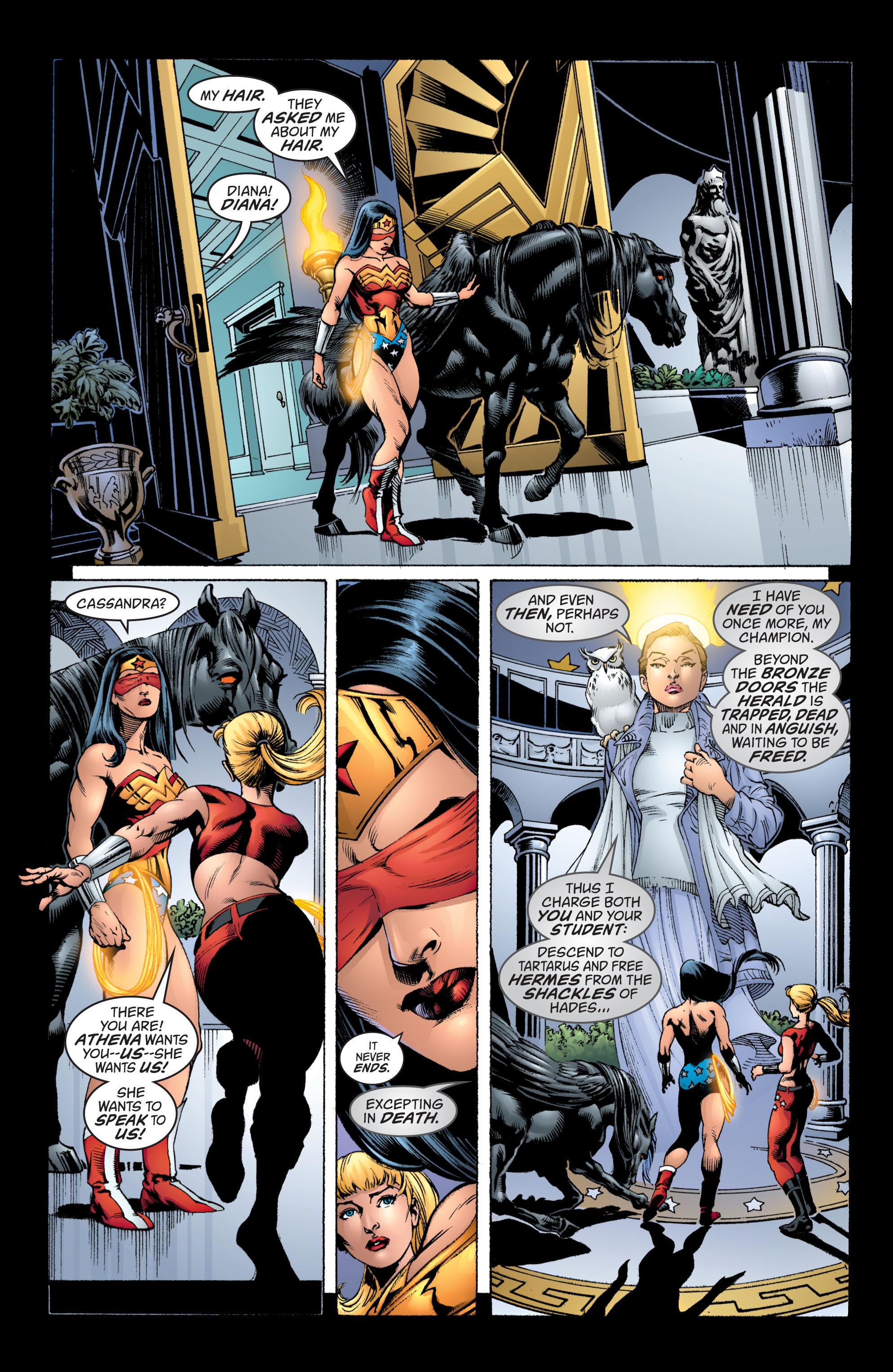 Read online Wonder Woman (1987) comic -  Issue #215 - 13