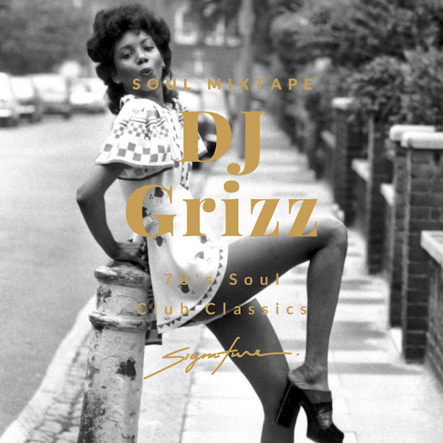 DJ Grizz Soul - 70's Club Classics | 30 Minutes Monday Mixtape