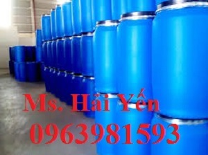 Cung cấp thùng phuy 100 lít, thùng phuy nhựa, thùng phuy đựng nước giá rẻ