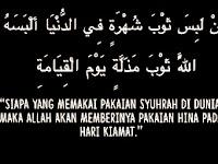 Menerapkan Perilaku Mulia dengan Berbusana sesuai syari'at Islam