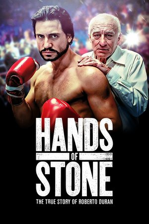Poster Hands of Stone 2016