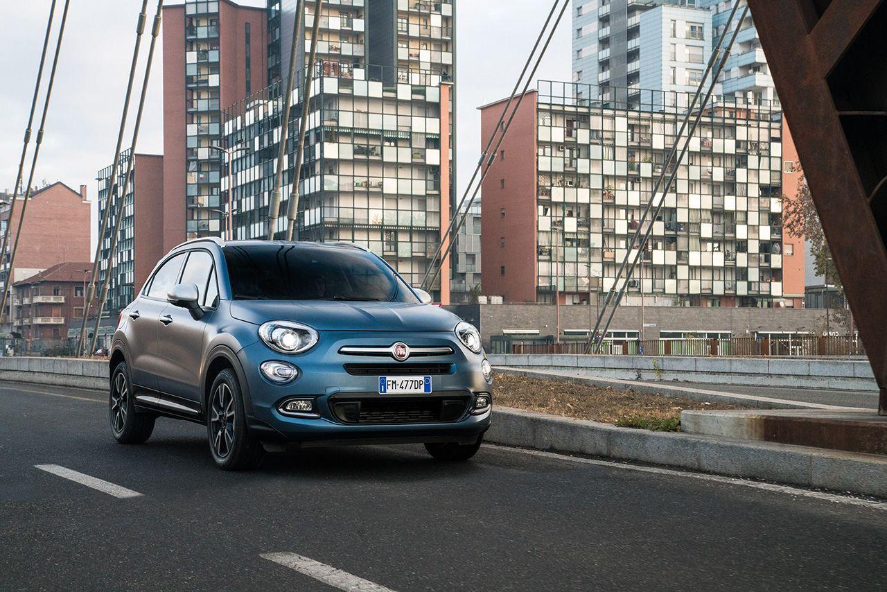Νέο Fiat 500X Mirror με πλούσιο εξοπλισμό σε standard τιμή, 5 χρόνια εργοστασιακή εγγύηση και άτοκη χρηματοδότηση!