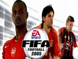 FIFA Football 2005 Game Free Download