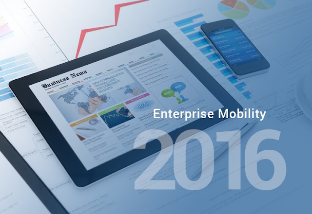 Enterprise Mobility Trends In 2016