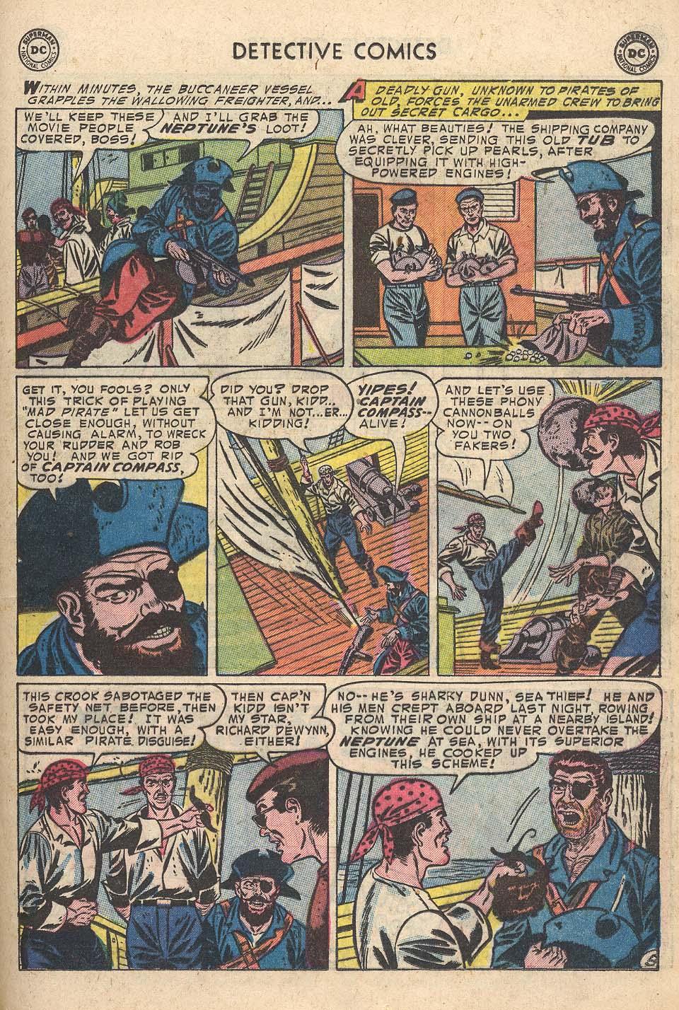 Read online Detective Comics (1937) comic -  Issue #210 - 29
